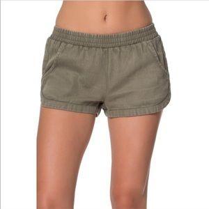 Green O'Neill Bridge Shorts - Small